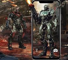 Robot APUS Live Wallpaper