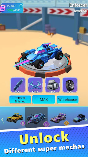 Clash of Autobots : Wild Racing  screenshots 5