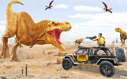 Jurassic Dinosaur Hunting Simulator: Hunting Game  screenshots 8