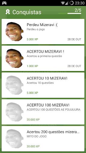 Mizeravi Matemu00e1tica Quiz android2mod screenshots 4