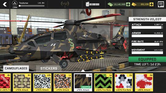 Massive Warfare: Gunship Helicopter vs Tank Battle 2