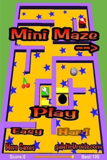 Mini Maze screenshots apkspray 1