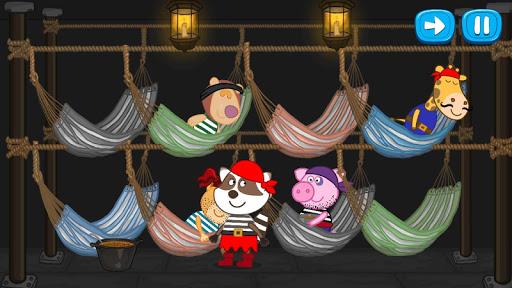 Pirate treasure: Fairy tales for Kids 1.5.6 screenshots 6