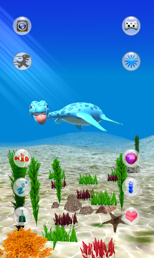 Talking Plesiosaur apktreat screenshots 1
