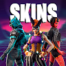 FBR Skins Cool Battle Royale Skins .APK