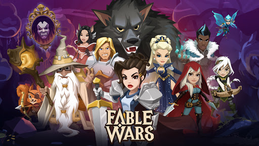 Fable Wars: Epic Puzzle RPG 0.24.0 screenshots 8