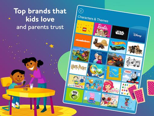 Amazon Kids+:  Kids Shows, Games, More apktram screenshots 7