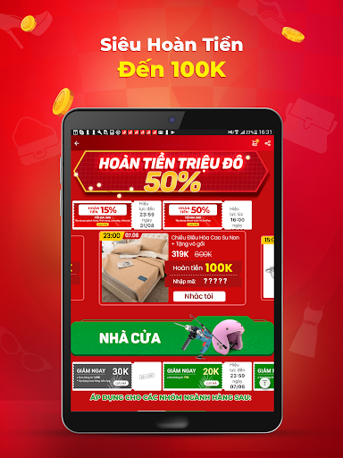 Sendo: Chu1ee3 Tu1ebft Sale To 4.0.44 Screenshots 11