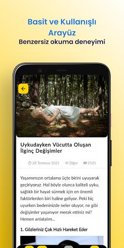 Akademia - Her Gu00fcn Yeni u015eeyler u00d6u011frenin! android2mod screenshots 11