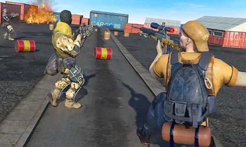 Sniper Game Of Commando Strike Game Hack & Cheats 2