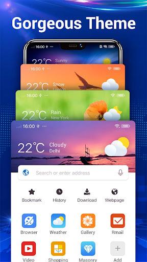 Web Browser & Web Explorer android2mod screenshots 6