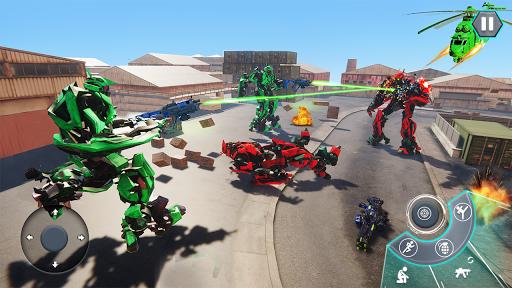 Modern Warfare Special Ops FPS Robot Shooting Game Screenshot 1