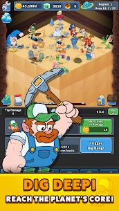 Tap Tap Dig 2: Idle Mine Sim Mod Apk 0.5.0 (Money/Gems is Increasing) 2