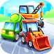 Car game for toddlers: kids cars racing games - Androidアプリ
