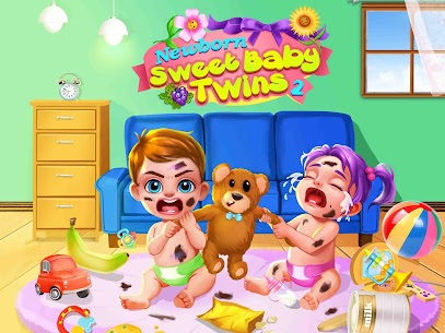 Newborn Sweet Baby Twins For Windows 7/8/10 Pc And Mac | Download & Setup 1