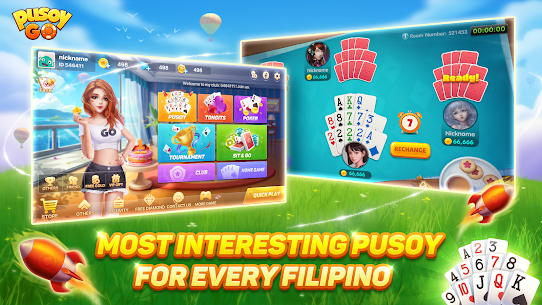 Pusoy Go: Free Online Chinese Poker(13 Cards game) 2