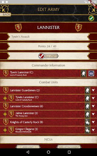 War Council screenshots 10
