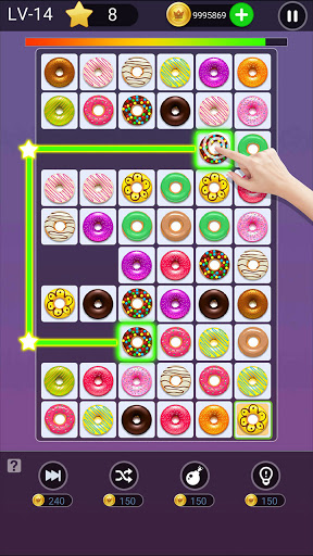 Onet 3D-Classic Link Match&Puzzle Game  screenshots 4