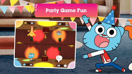 Gumball's Amazing Party Game  Screenshots 2
