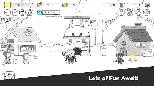 Battle! Bunny : Multiplayer Tower Defense 1.4.3 screenshots 14