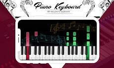 無料のフルピアノキーボードのおすすめ画像2
