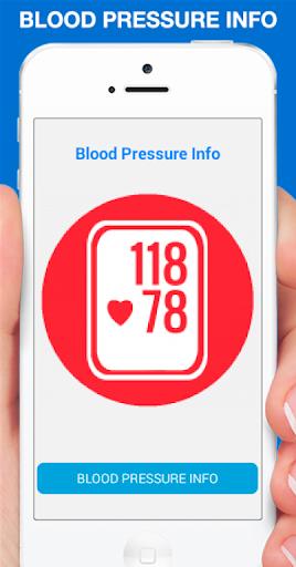 Blood Pressure Info  Screenshots 4