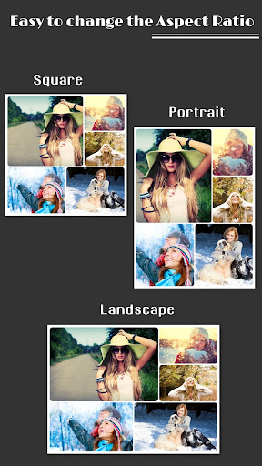 Collage Maker (Layout Grid) - PhotoFancie  screenshots 5