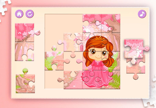 Kids Puzzles for Girls  screenshots 7