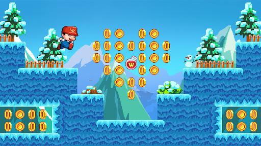 Mano Jungle Adventure: Classic Arcade Game 1.0.9 screenshots 3
