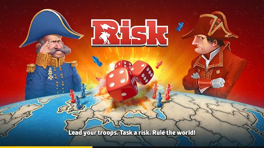 RISK: Global Domination Mod Apk 3.3.1 (Unlimited Tokens) 1