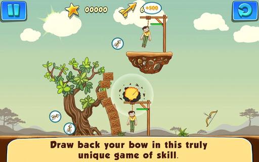 Gibbets 2: Bow Arcade Puzzle  screenshots 6