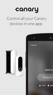 Canary – Smart Home Security Apk Download 1