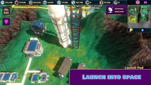 Idle Space Mining  screenshots 6