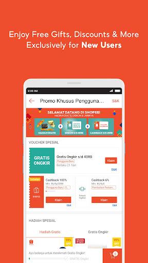 Shopee 9.9 Super Shopping Day apktram screenshots 8