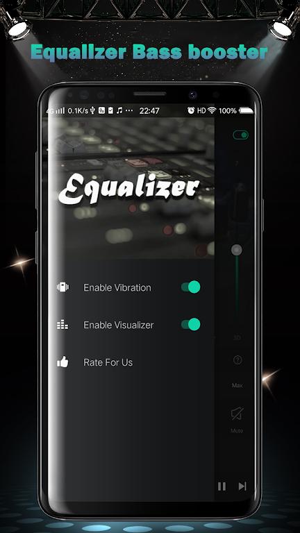 Equalizer FX Pro poster 4