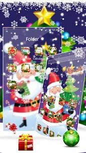 Christmas Santa Claus theme 1.1.4 APK + MOD (Unlocked) 3