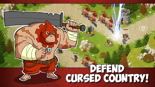 Tower Defense: New Realm TD MOD APK 1.2.62 (Unlimited Currency) 4