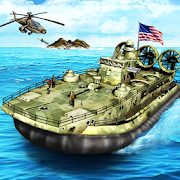 US Army Hovercraft Simulator 2019