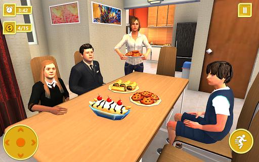 Virtual Mother Life - Dream Mom Happy Family sim apkpoly screenshots 4