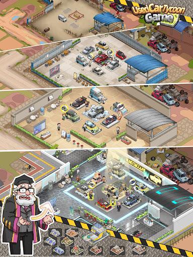 Used Car Tycoon Game Apkfinish screenshots 15
