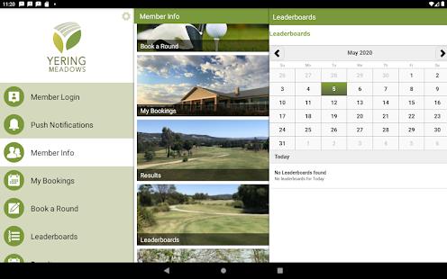 Yering Meadows Golf Club 1.0.1 Screenshots 9