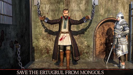 Warrior Ertugrul Gazi - Real Sword Games 2020 Apkfinish screenshots 17