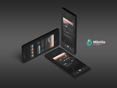 Mintie for KWGT (MOD APK, Paid) v2021.Sep.26.17 4