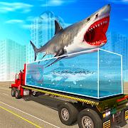 Sea Animal Transport Game: Truck Driving Simulator