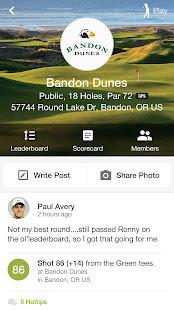 Foursum Golf - GPS & Stats