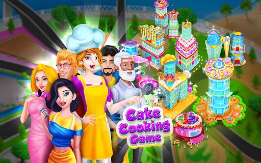 My Bakery Shop: Cake Cooking Games screenshots 14