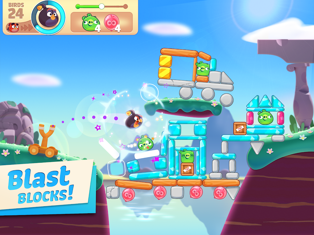 Angry Birds Journey  poster 6
