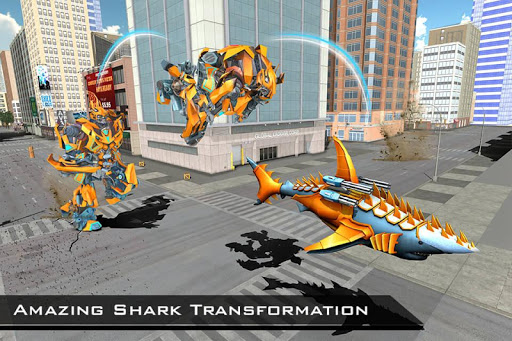 Shark Robot Transforming Games - Robot Wars 2019 screenshots 3