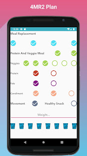 Meal Replacement Tracker
