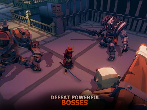 Restless Dungeon - Roguelike Hack 'n' Slash 1.44 screenshots 11